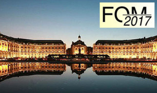Website:  http://www.focusonmicroscopy.org/  Date: April 9-12, 2017  Location: Bordeaux, France