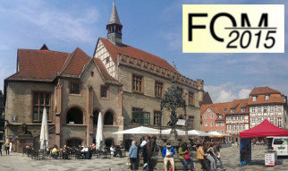 Website:  http://www.focusonmicroscopy.org/2015/index.html  Date: March 30 - April 1, 2015  Location: Göttingen, Germany